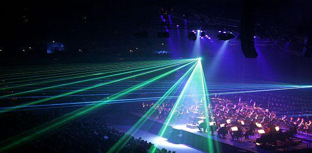 Professional Laser Light Show Company